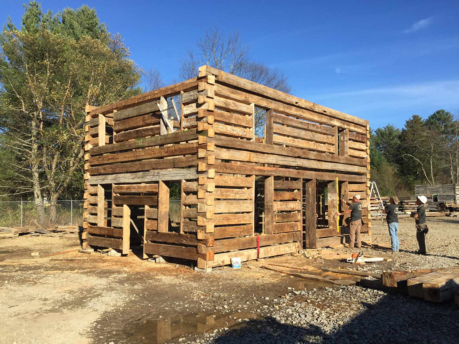 Antique Structures - Barnwood Living