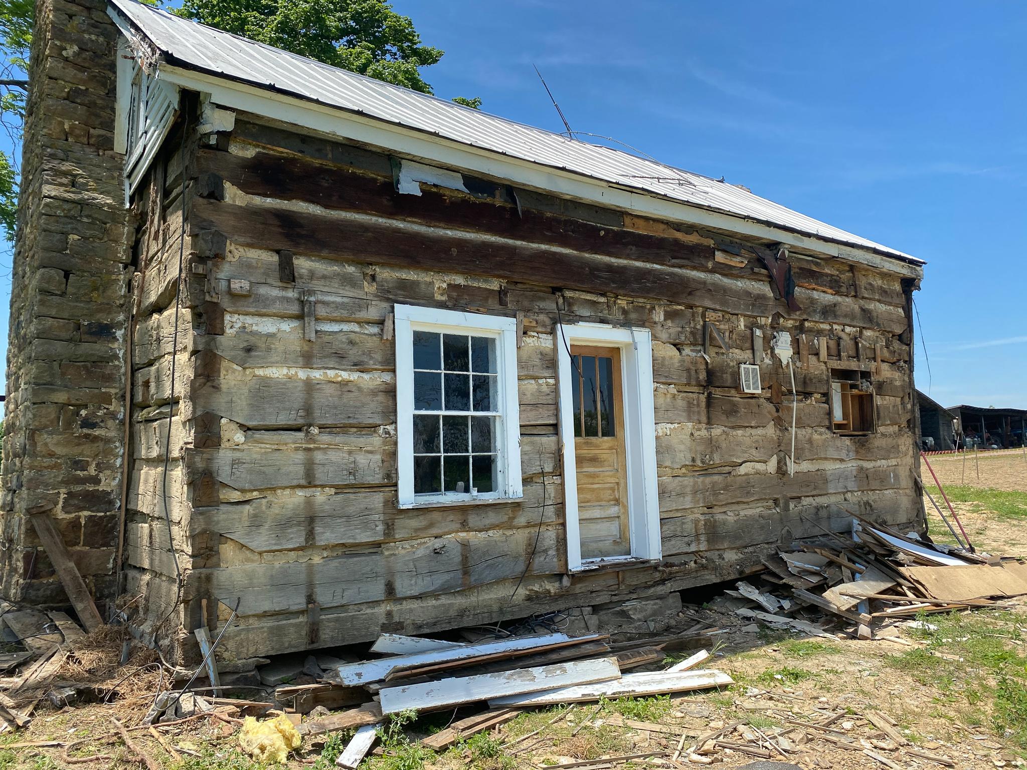 Ballard Cabin 1