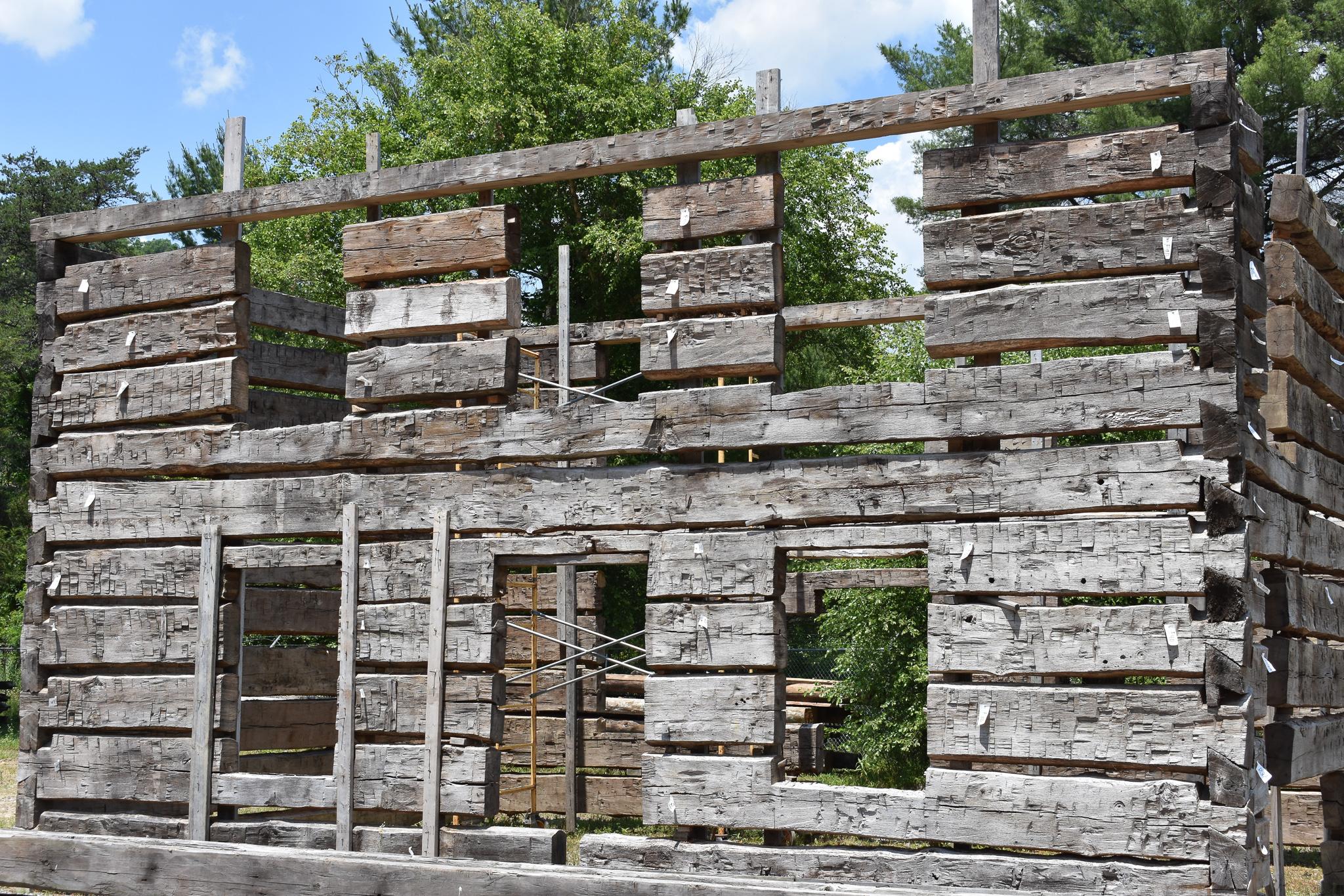 Sherrif S Cabin 1