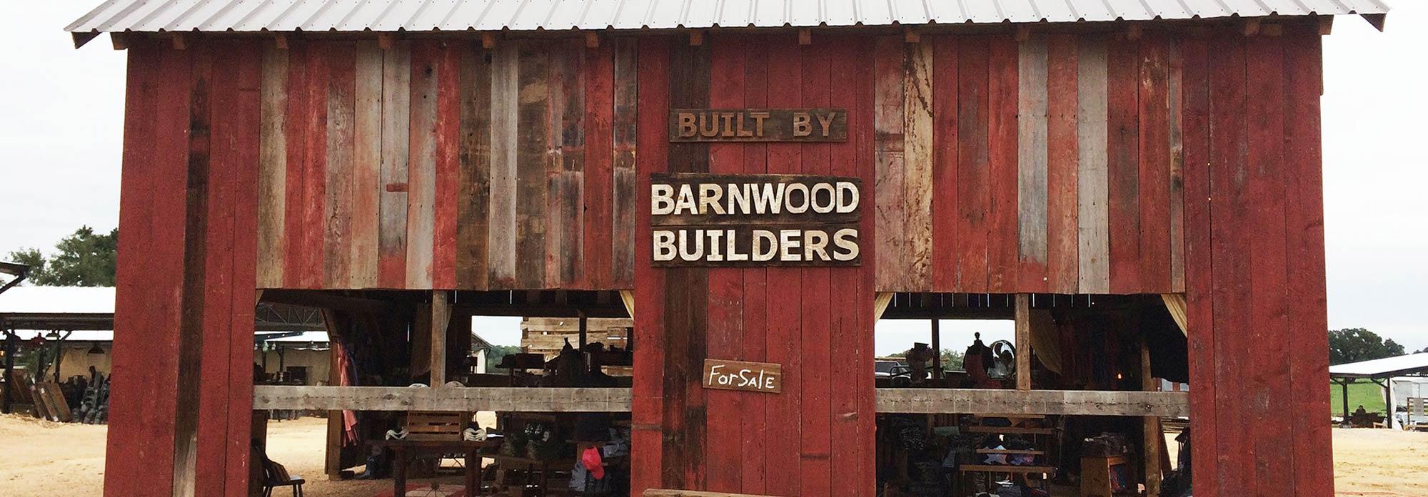 Mark Bowe Has Landed In Texas Barnwood Living
