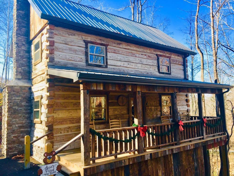 carter cabin
