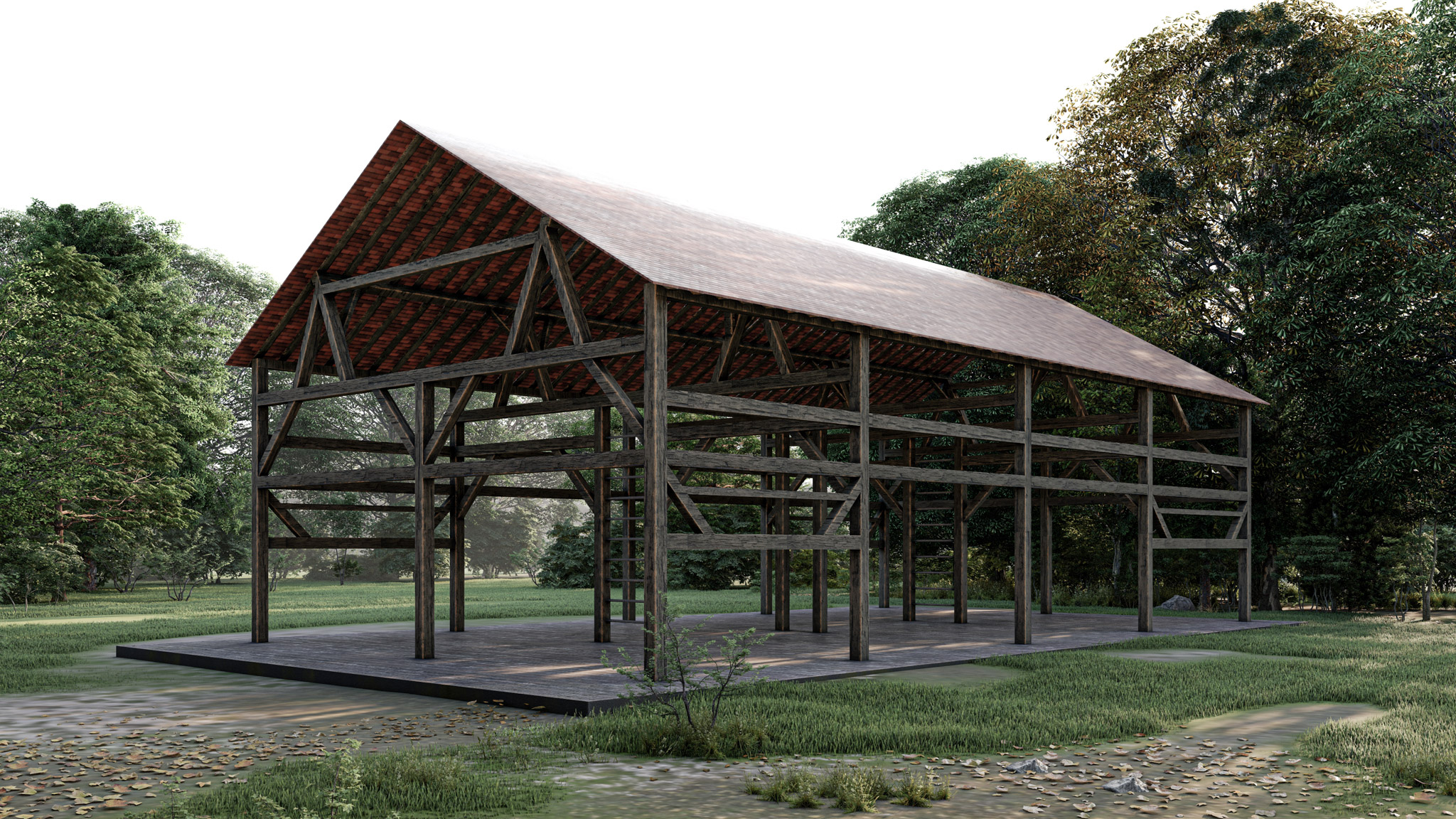 Copy Of Mark Bowe Open Structure 1